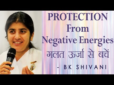 PROTECTION From Negative Energies: Ep 27 Soul Reflections: BK Shivani (English Subtitles)