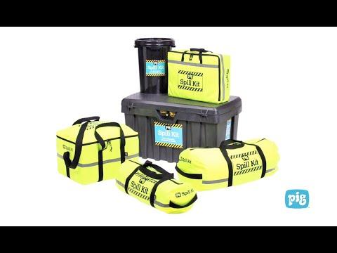 Truck Spill Kits - 4 Steps to Truck Leak and Spill Response
