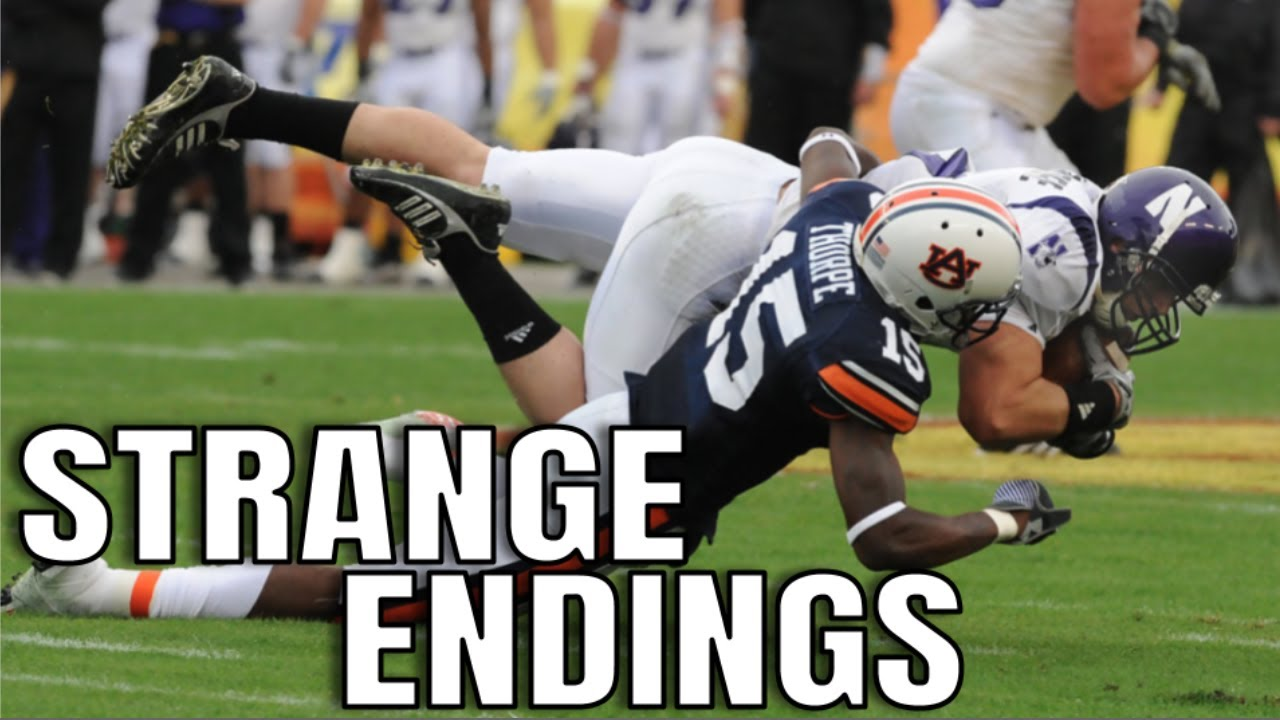 College Football Strangest Endings | Part 3