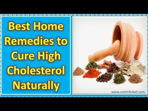 How to Lower Your Bad LDL and Raise Good HDL Cholesterol Levels Fast Naturally With Home Remedies