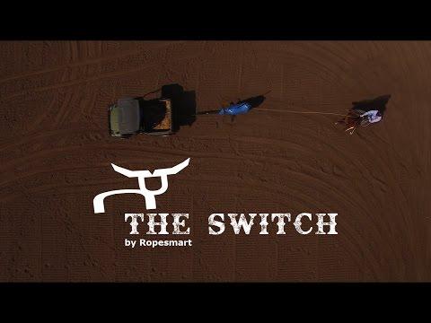 The RopeSmart Switch Roping Sled
