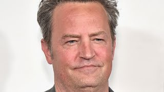 Why You Don't See Much Of Matthew Perry These Days