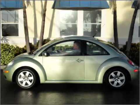 2007 Volkswagen Beetle - Pinellas Park FL
