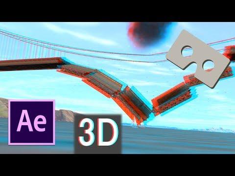 [3D VR Version] Golden Gate Bridge Collapse (After Effects VFX)
