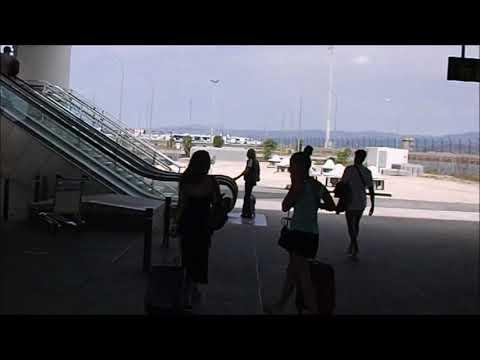 Malaga airport Aeropuerto de Malaga Spain costa del sol
