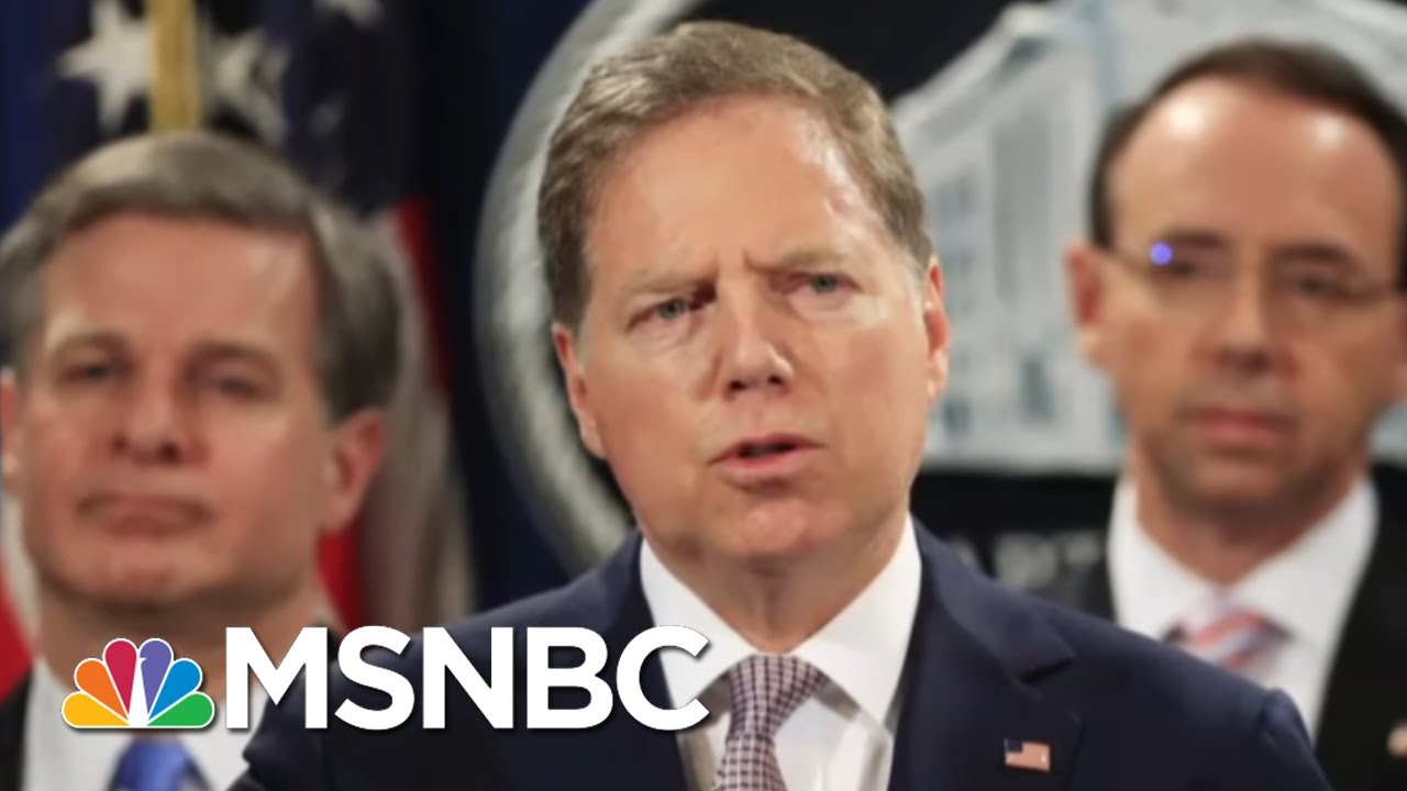 DOJ Tries To Oust U.S. Attorney Who Led Probe Of Trump Associates | The 11th Hour | MSNBC