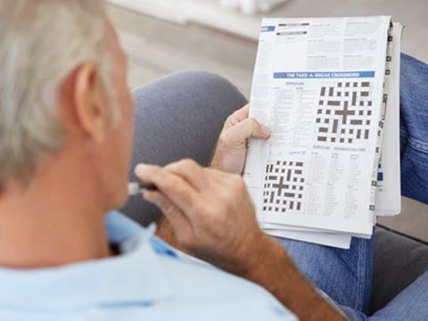 Starting To Solve Crosswords