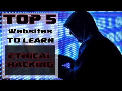 Top 5 Websites To Learn Ethical Hacking | TIC TECH TV