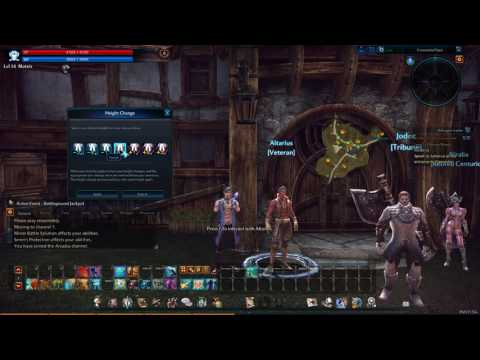 [TERA] Male Castanic Height Changer