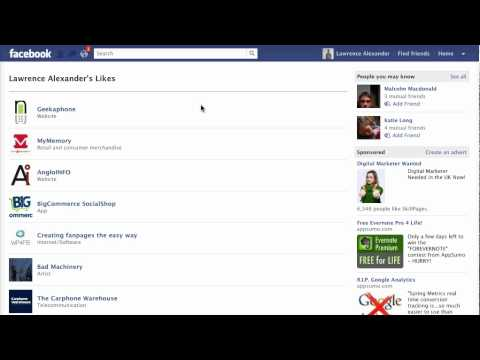 How to see what you've 'Liked' on Facebook (and un-like it)