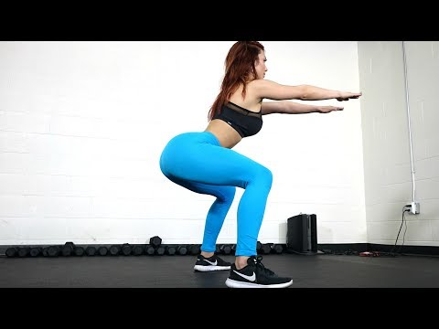 Home Butt Workout - 15 Minutes - Bodyweight Only!