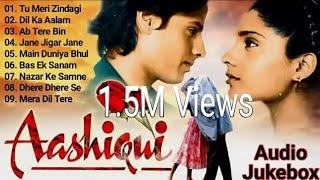 """Aashiqui"" Movie Full Songs | Rahul Roy, Anu Agarwal | Jukebox"