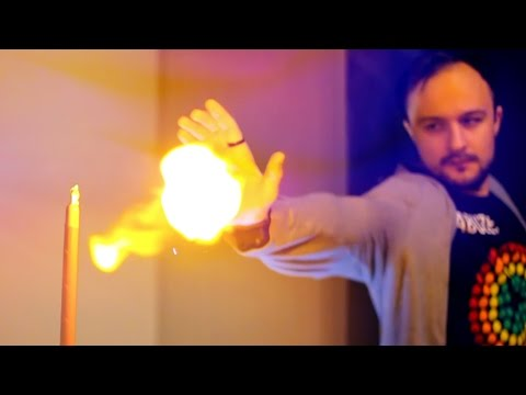 Pyro Mini Fireshooter ● Unboxing x Review