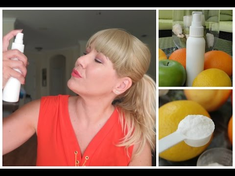 How to make your own Vitamin C serum  | BEAUTY OVER 40