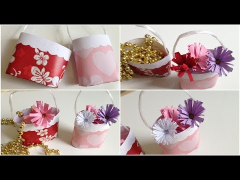 DIY Decor gift Bag   paper bags   home decor bags  how to make gift bags