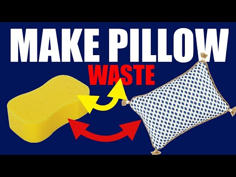 How to Make Pillow in Just 2 Mint In Hindi Tailor Training
