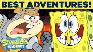 TOP 20 SpongeBob Adventures in Bikini Bottom! 🍍   #TBT