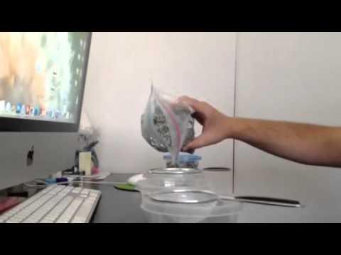 Magnesium separating