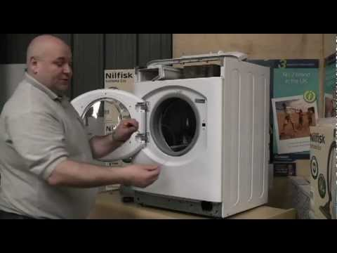 How To Fit a Washing Machine Door Seal