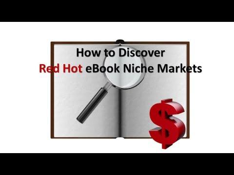 eBook Niche Explorer Demo - Finding Profitable Niche Markets for Kindle