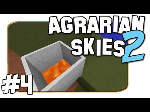 Agrarian Skies 2 - Lava - Episode 4
