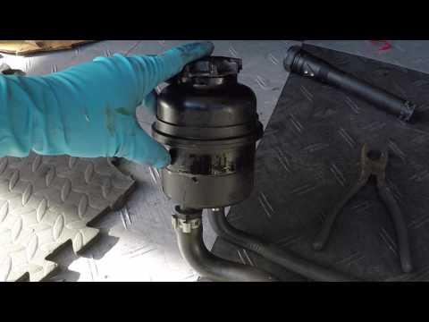 Power Steering Leak Fix! - BMW E46 M3
