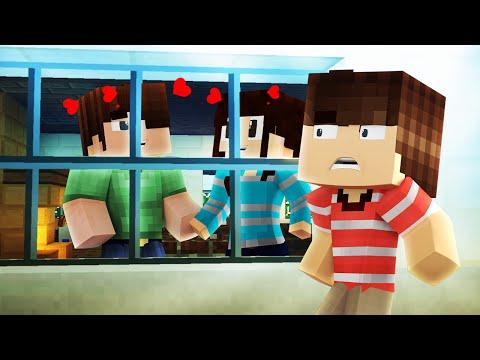 Minecraft School - PARENTS LOVE? (Minecraft Roleplay) #8