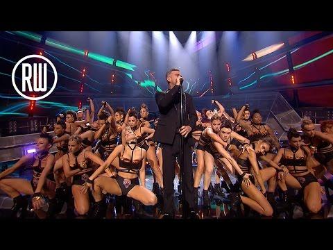 Robbie Williams | BRIT Awards 2017