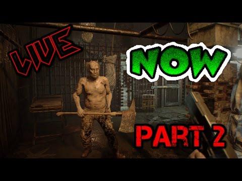Resident Evil 7 (LiveStram) Restarting (Part 2)