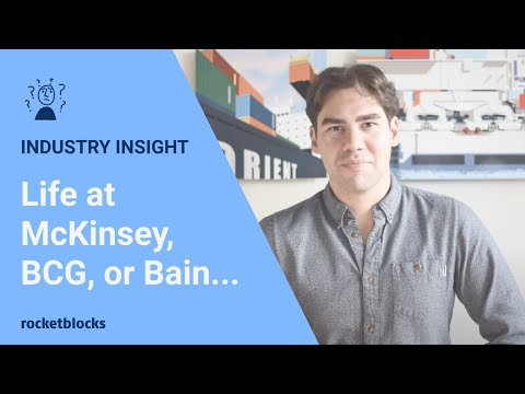 Is life as a McKinsey, BCG or Bain consultant glamorous?