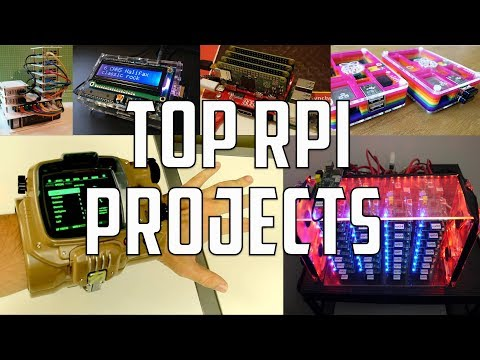 Top Raspberry Pi Projects