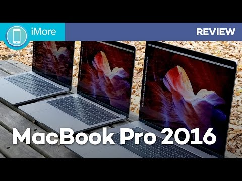 MacBook Pro 2016 with Touch Bar review: The love/hate future of laptops