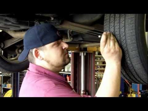 How do I know my tires are bad?
