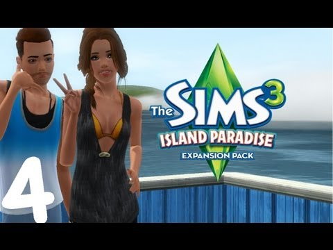 Let's Play: The Sims 3 Island Paradise - (Part 4) - Mermaids