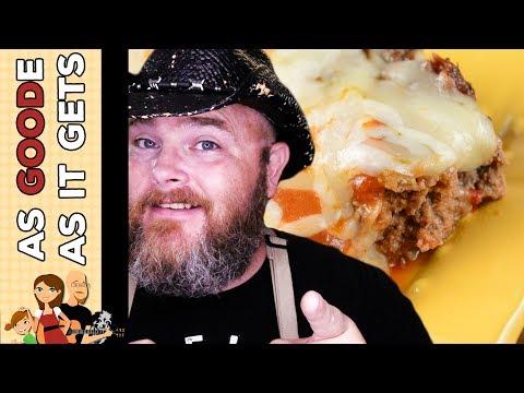 Slow Cooker Meatloaf Parmesan