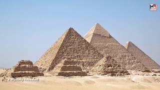पिरामिड का सबसे बड़ा रहस्य !  Greatest Mystery Of Pyramid / Was There A Fourth Pyramid At Giza ?