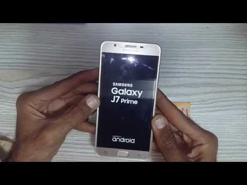 Galaxy J7 Prime,J5 Prime Enable,Disable Safe Mode