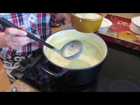 Loaded Bacon Potato Soup - Just the way Mom made it