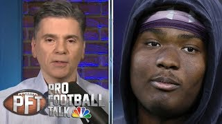 Dwayne Haskins believes he's ready to make jump to NFL | Pro Football Talk | NBC Sports