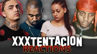 ARTISTS REACT TO XXXTENTACION