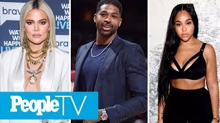 Khloé Kardashian 'Furious' After Tristan Thompson Allegedly Cheated With Jordyn Woods   PeopleTV