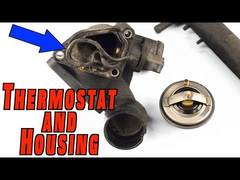 Thermostat Replacement and Cooling System Upgrades