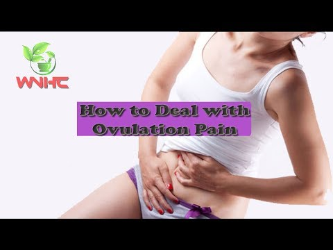 Ovulation Pain - How To Deal With Ovulation Pain - Symptoms Of Ovulation In WN Healthcare