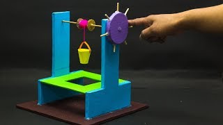 Download Science Fair Projects | Wheel and Axle Model Video
