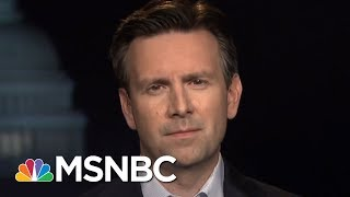 "Josh Earnest: GOP Is ""Desperate"" To Undermine Robert Mueller   All In   MSNBC"