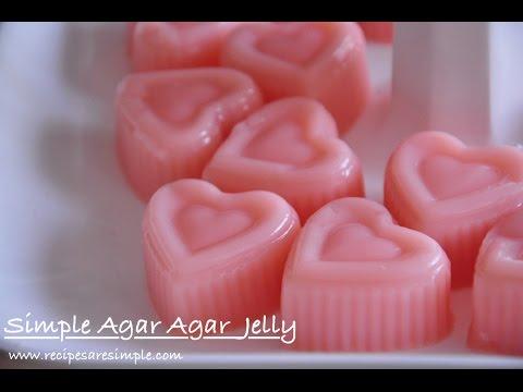 AGAR AGAR Jelly - Simple