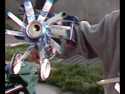 BEER CAN AIRPLANES