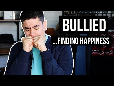 GETTING BULLIED.... & NEED TO FIND HAPPINESS | WOOWISDOM