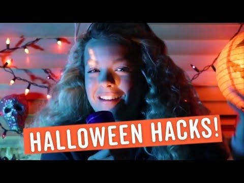 Halloween Pranks: DIY Glitter Bomb Card, Halloween Punch Bowl, Screaming Cup | GoldieBlox