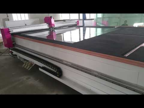 full autumatic glass cutting machine RF3826